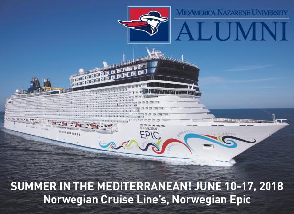 Mediterranean Cruise Header