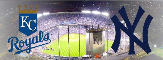 Alumni Night at the Kansas City Royals