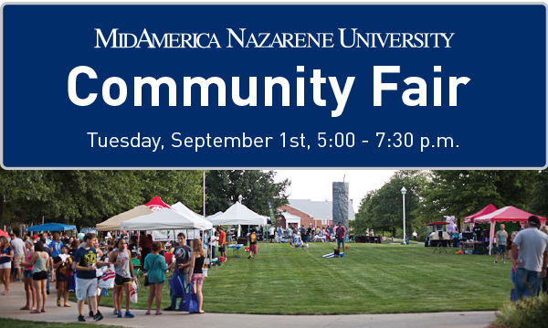 MNU Community Fair